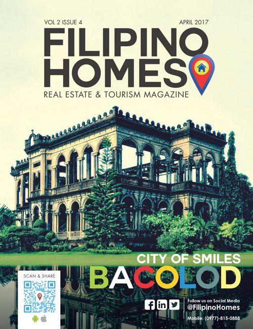 Filipino Homes Real Estate & Tourism Magazin Vol 2 Issue 4