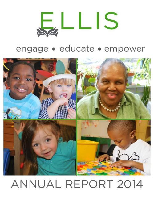 2014 Ellis Annual Report