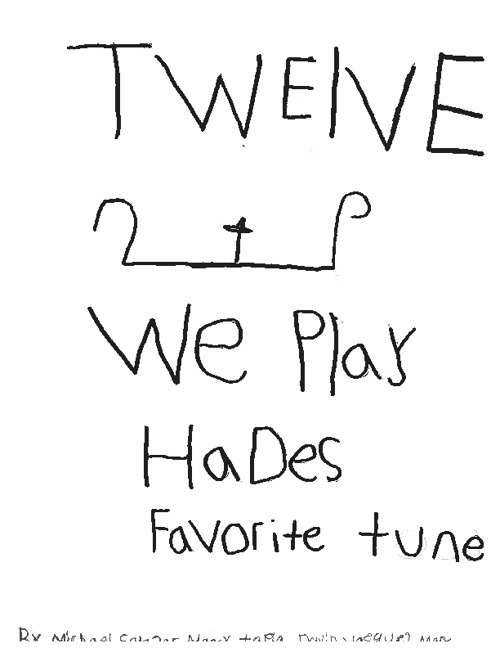 Chapter 12 We Play Hades Favorite Tune