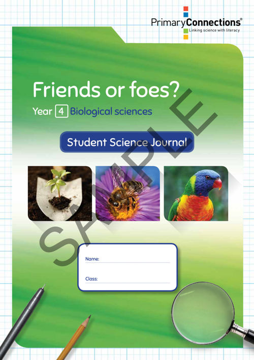 Friends or foes? - Student Science Journal