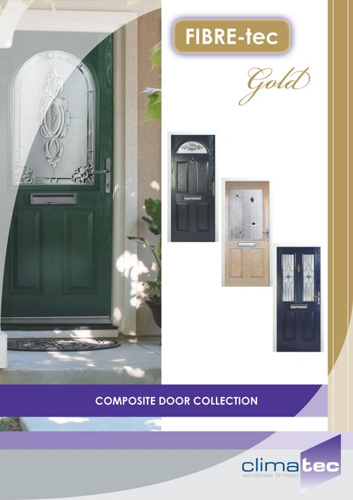 Climatec Windows - Fibre Tech Door Brochure
