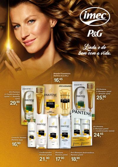 Encarte Especial P&G, 15 a 30/04/2016.