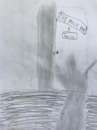 The Magic Door - Nora Lilja