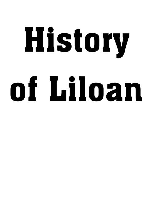 History of liloan