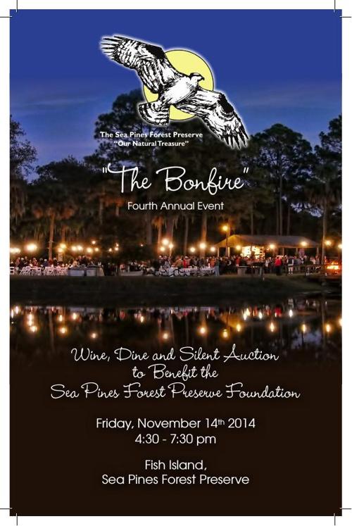 Bonfire Event Program November 14, 2014