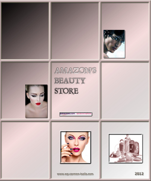 Ebook AMAZON'S BEAUTY STORE