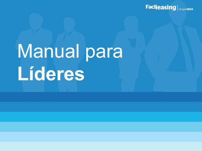 Manual de Proceso de Inducción a Facileasing/BBVA (Líder)
