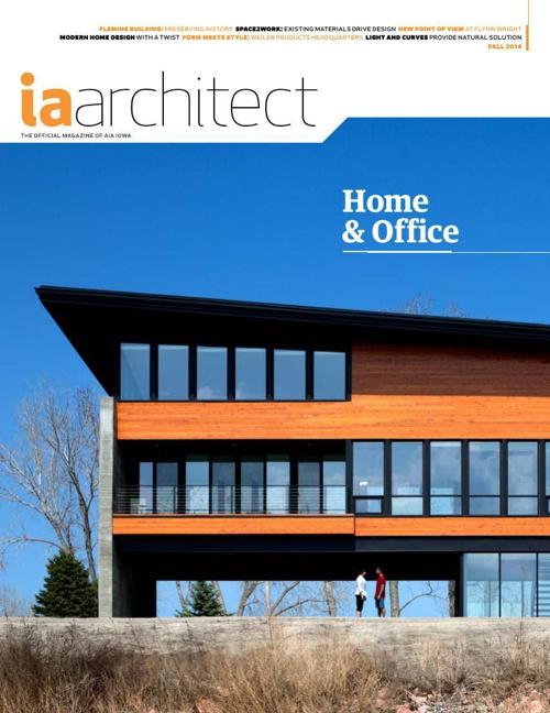 Iowa Architect Fall 2014