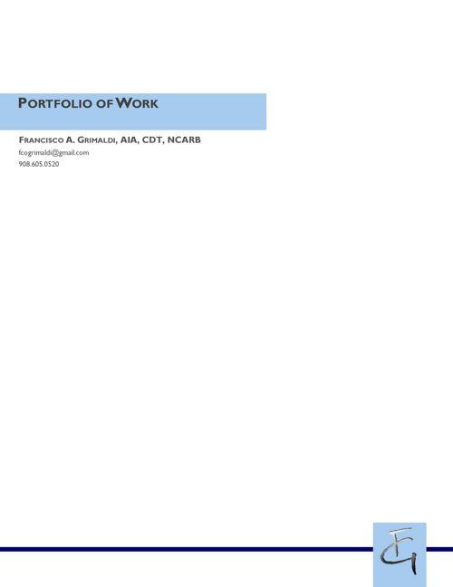 FG Portfolio Brief