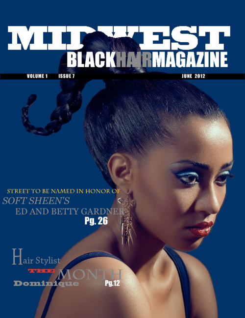 Midwest Black Hair Magazine- June 2012 Issue
