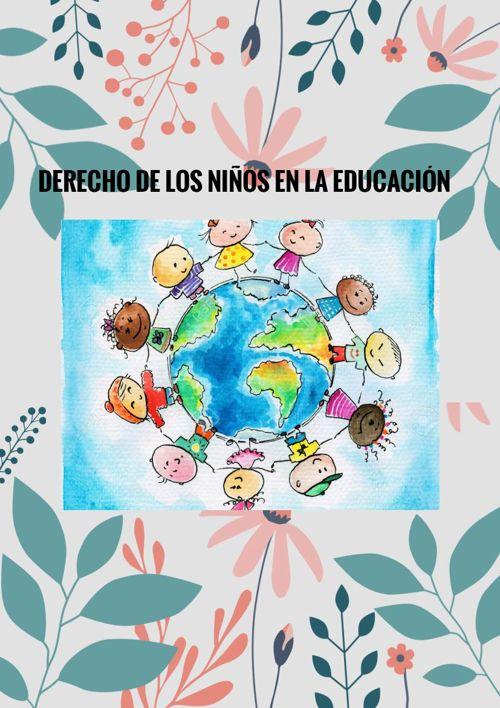 DERECHO DE LOS NIÑOS Y NIÑAS A UNA EDUCACIÓN BÁSICA