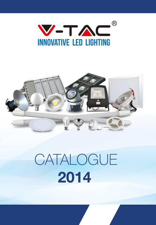 Copy of V-tac Catalog 2014 3rd Edition