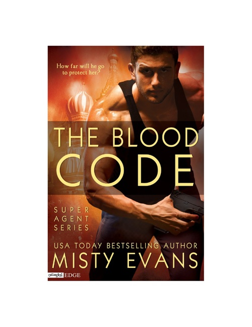 The Blood Code by Misty Evan, Teaser
