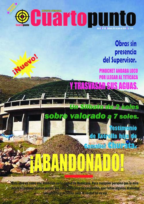 Cuartopunto Revista Semanal.