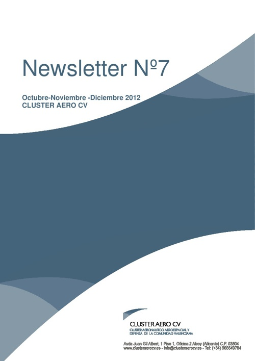 Newsletter nº 7