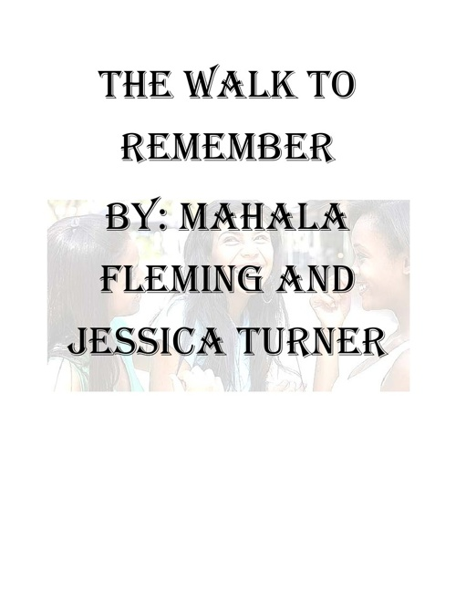 The Walk To Remember