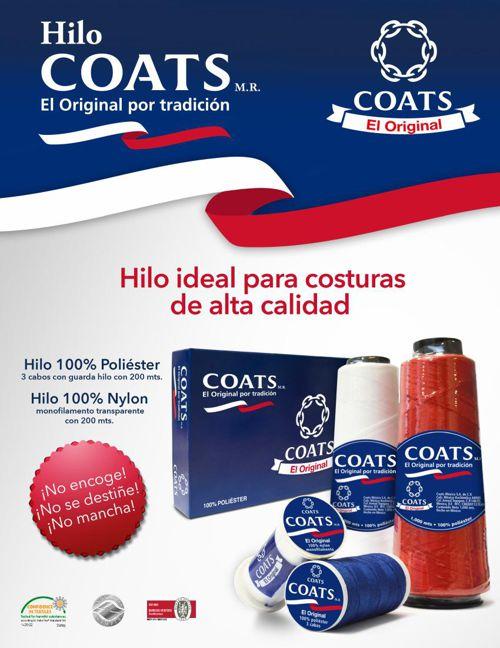 Hilo Coats, El original por tradición