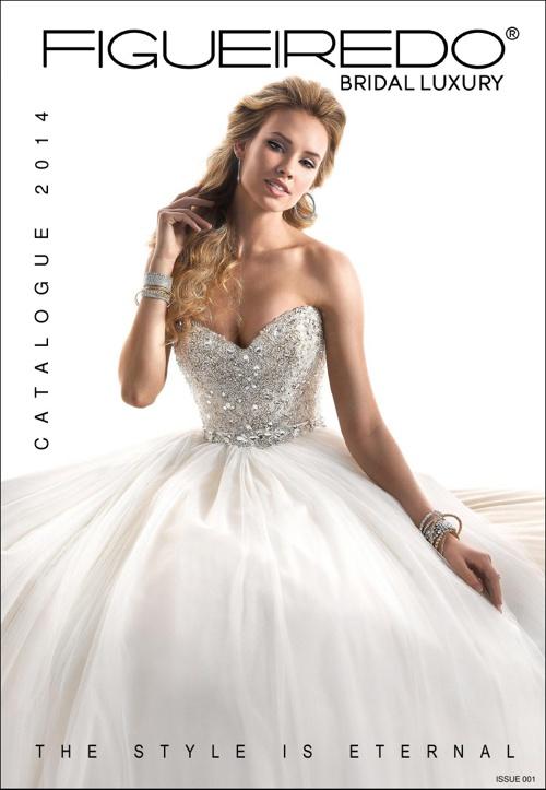 FIGUEIREDO BRIDAL LUXURY CATALOGUE 2014
