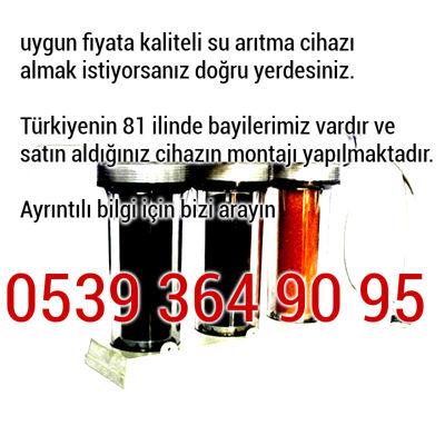 Garipçe su arıtma cihazları 0539 364 90 95