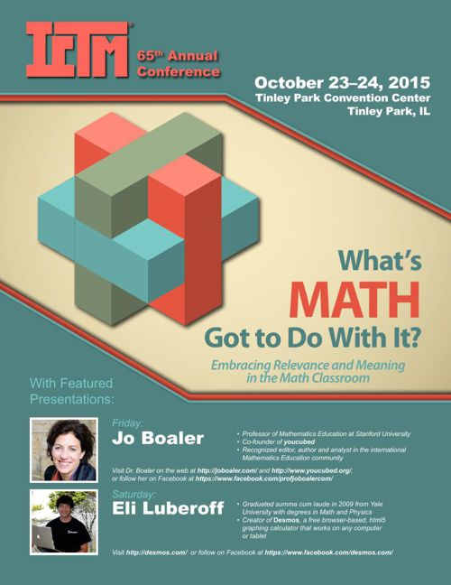 2015 ICTM Annual Conference Program Guide