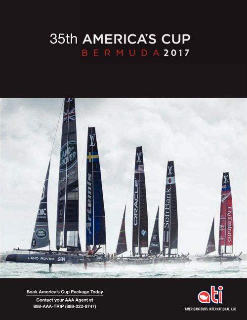 America's Cup Brochure