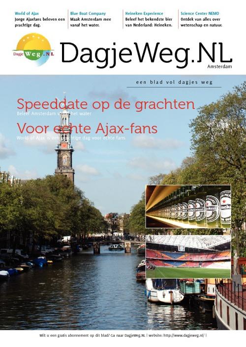 DagjeWeg.NL Amsterdam