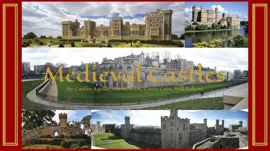 Castle Project World Studies