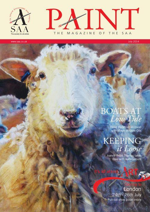 Paint Magazine July 2014
