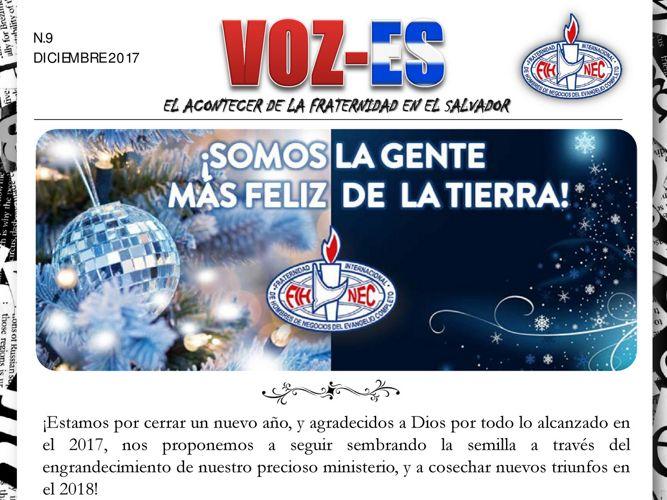 VOZ-ES N°9