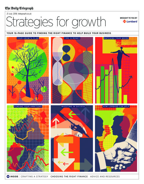 Stratergies for Growth - 21 July 2016