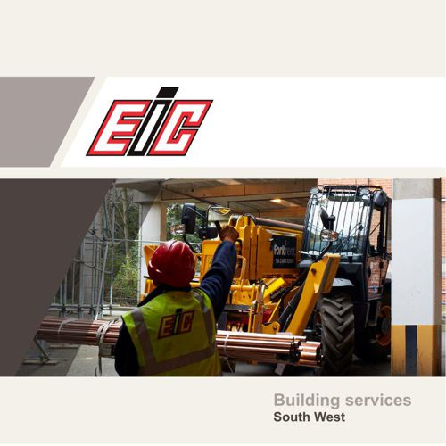 EIC South West - Building services