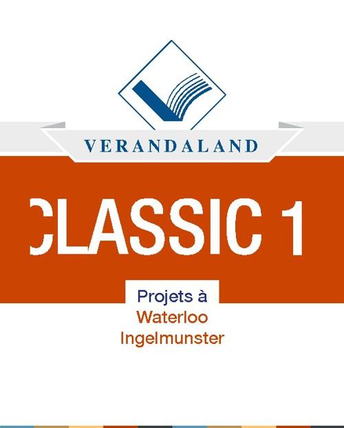 Verandaland - Livres d'inspiration Classic