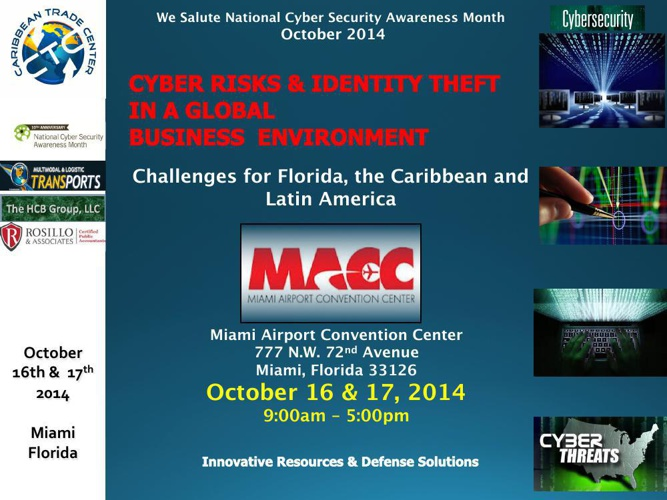 CTC's Cyber Security Conference - 2014
