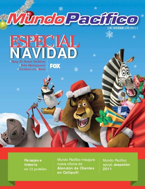 Revista Mundo Pacífico - Diciembre 2011