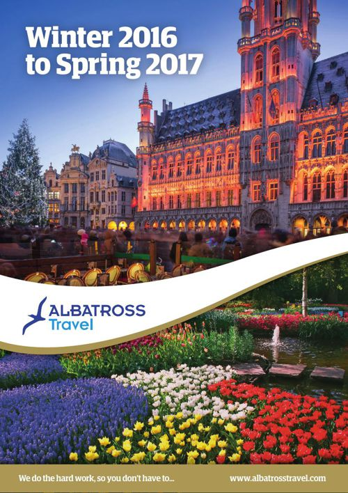 Albatross Travel - Winter 2016 to Spring 2017