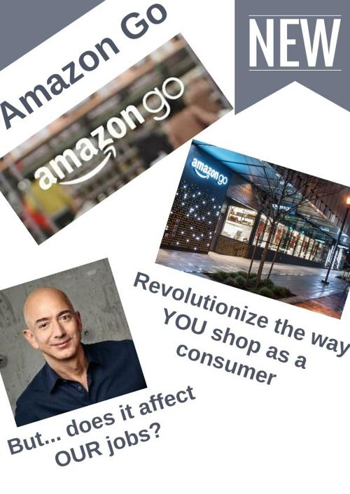 Amazon Go - Automation in the Future