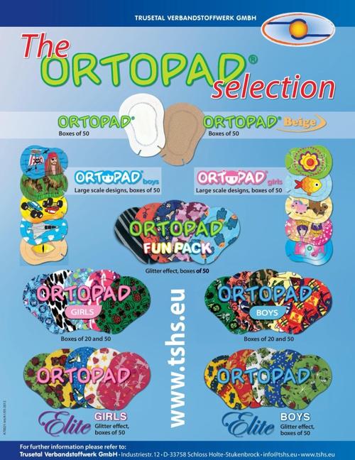 Trusetal Ortopad