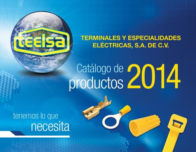 Catalogo Teelsa 2014