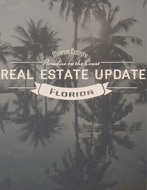 September 2015 Real Estate Update, Martin County, FL