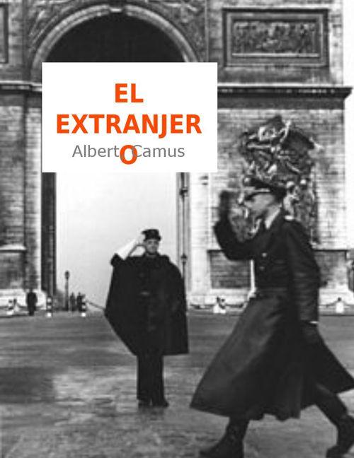 extranjero, tema existencialismo