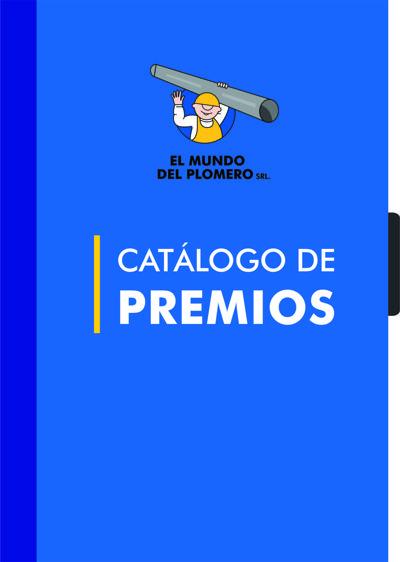 Catálogo Premios MDP