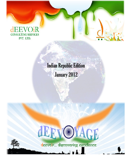 dEEVOYAGE-JANUARY 2012 Edition