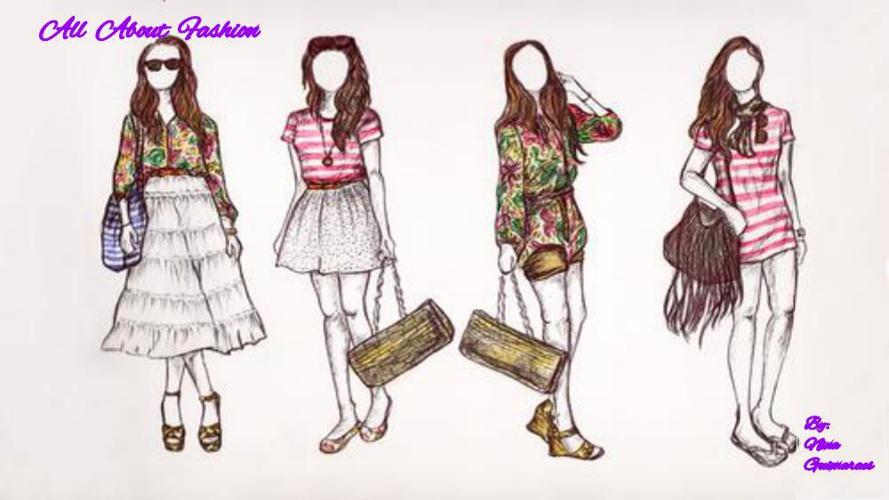 Fashion- Created by: Nina Guimaraes