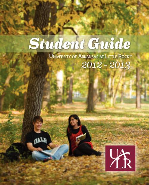 UALR Student Guide: 2012