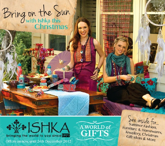 Ishka Christmas Catalogue 2012