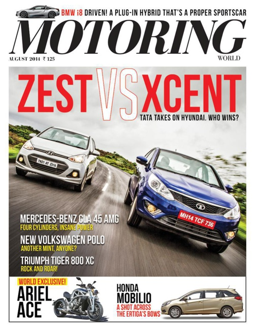 Motoring august issue