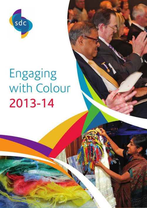 Engaging with colour