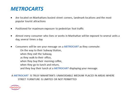 AKA - Metrocarts & Truckside