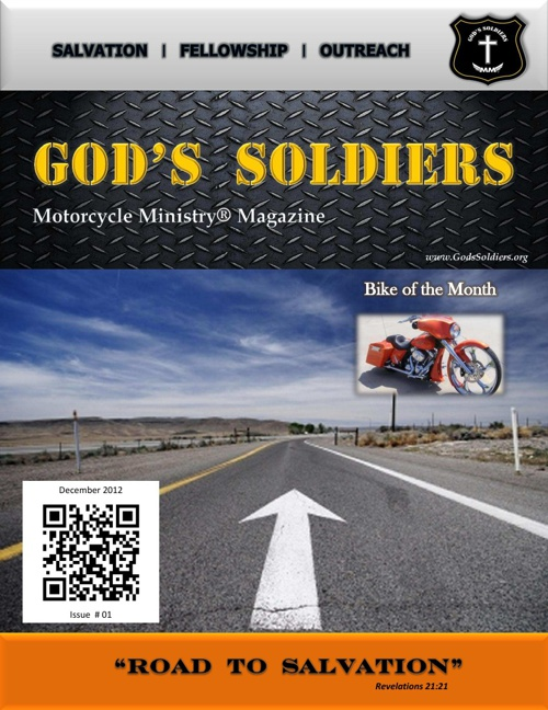 God's Soldiers Motorcycle Ministry® Magazine