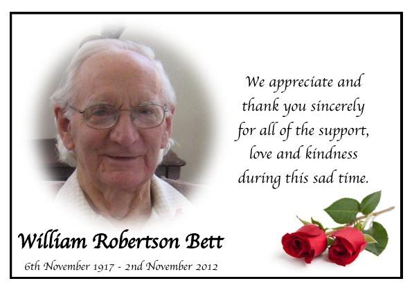 William Bett